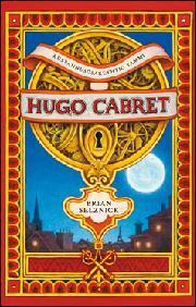 Kansikuva Hugo Cabret