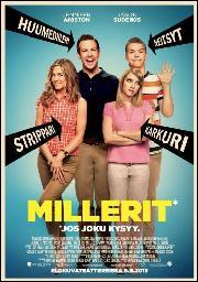 We´re The Millers -kansikuva