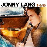 Lang, Jonny: Signs - Kansikuva