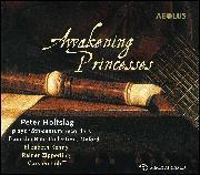 Holtslag, Peter: Awakening princesses - Kansikuva