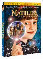Kansikuva Matilda ja lasten kapina