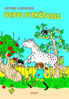 Peppi Pitkätossu -kirjat