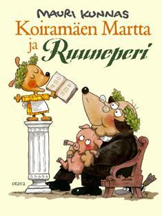 Koiramäen Martta ja Ruuneperi, Seitsemän koiraveljestä tai Koirien Kalevala