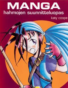 Manga: hahmojen suunnitteluopas