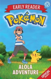 Early Reader Pokémon series