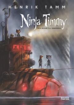 Ninja Timmy-serien