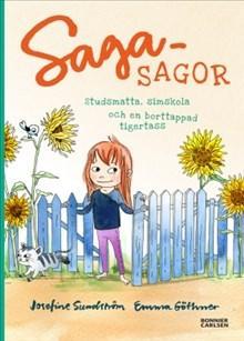 Sagasagor studsmatta, simskola och en borttappad tigertass