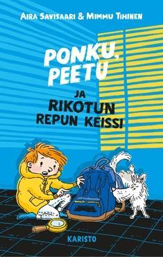 Ponku ja Peetu -sarja