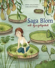 Saga Blom och djungelspöket