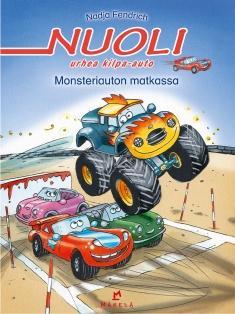 Nuoli: urhea kilpa-auto -sarja