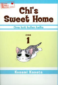 Chi's Sweet Home: Oma koti kullan kallis-sarja