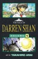 The saga of Darren Shan series