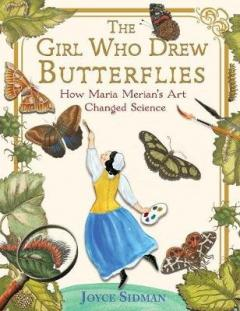Girl who drew butterflies