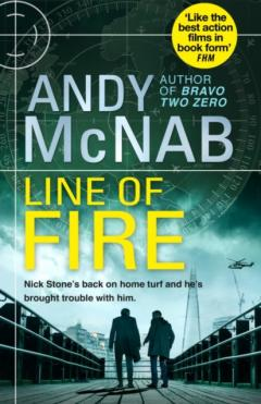 Andy McNab: Line of fire