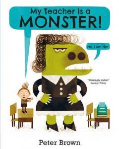 My teacher is a monster! : (no, I Am Not)
