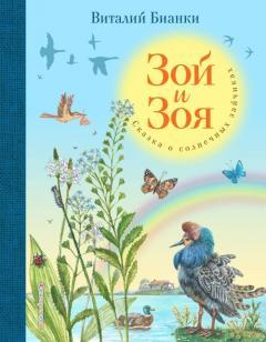 Зой и Зоя : сказка о солнечных зайчиках