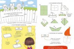 Тося-Бося в деревне : книга весёлых заданий для детей