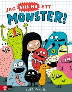 Jag vill ha ett monster