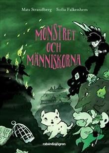 Monstret Frank-serien