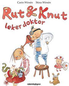 Rut & Knut leker doktor