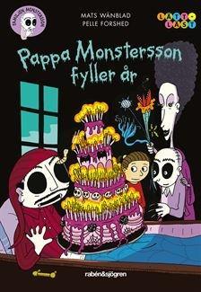 Familjen Monstersson-serien