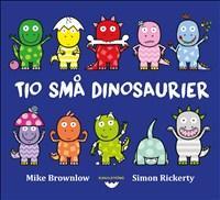 Tio små dinosaurier