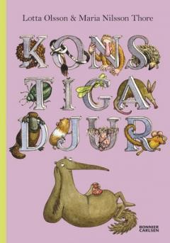 Böckerna om jättemyrsloken och hasselmusen