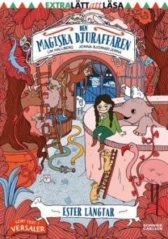 Den magiska djuraffären-serien