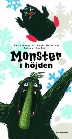Lilla och stora monster -böckerna