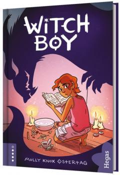 Witchboy-serien
