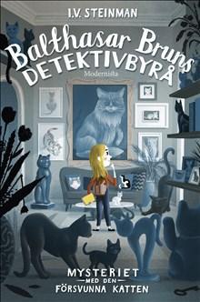 Balthasar Bruns detektivbyrå-serien