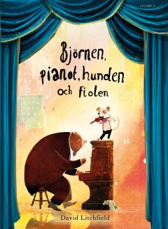 Björnen och pianot -böckerna