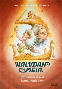 Halvdan Viking-serien