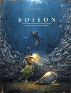 Edison : musen och den försvunna skatten
