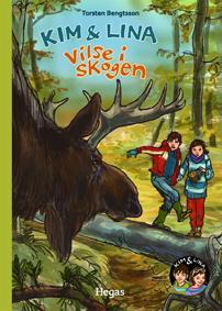 Kim och Lina vilse i skogen