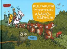 Kääpiökarhu -sarjakuvat