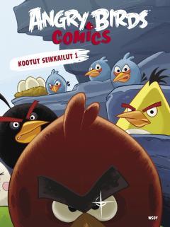 Kootut seikkailut. 1 / Angry Birds Comics