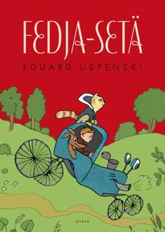 Fedja-setä -kirjat