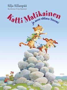 Monitoimikissa Katti Matikainen -kirjat