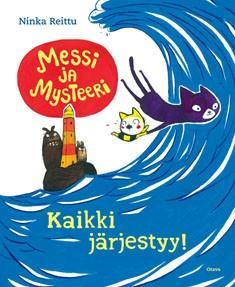 Messi ja Mysteeri -kirjat