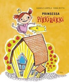 Prinsessa Pikkiriikki -kirjat