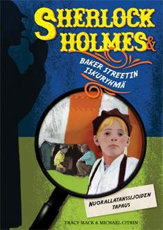 Sherlock Holmes & Baker streetin iskuryhmä -kirjat