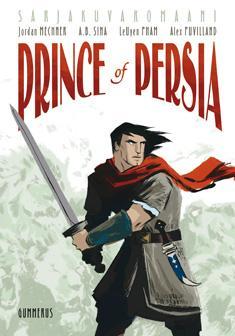 Prince of Persia: sarjakuvaromaani