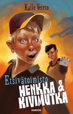 Etsivätoimisto Henkka & Kivimutka -kirjat