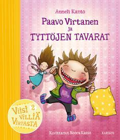 Paavo Virtanen ja tyttöjen tavarat