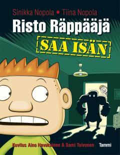 Risto Räppääjä -kirjat