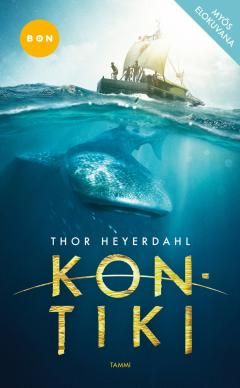 Kon-Tiki : lautalla yli Tyynenmeren