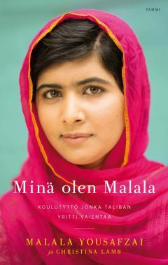 Minä olen Malala : koulutyttö, jonka Taliban yritti