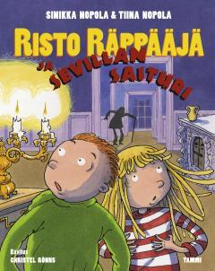 Risto Räppääjä -kirjasarja