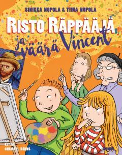 Risto Räppääjä -sarja
